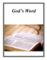 Gods Word cover